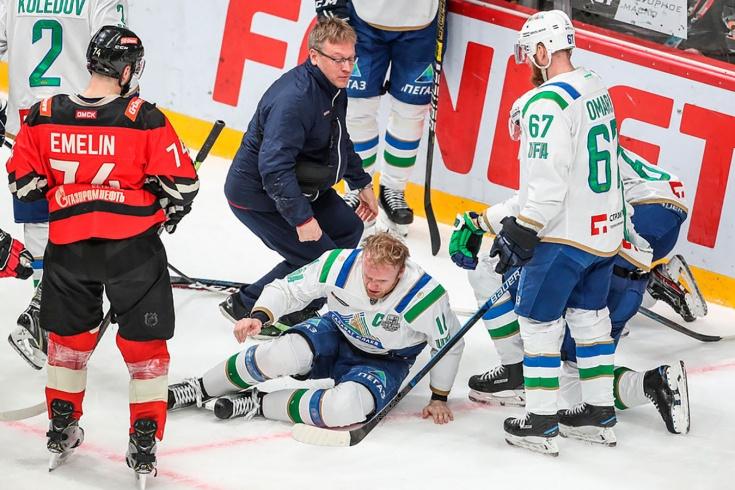 Эксперты – о плей-офф КХЛ