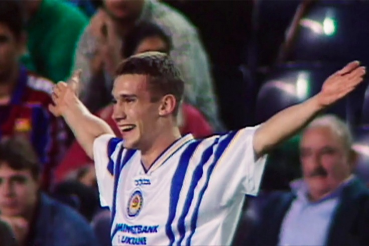 Лига чемпионов, «Барселона» — «Динамо» (Киев) — 0:4, 1997 год: как Андрей Шевченко сделал хет-трик на «Камп Ноу»