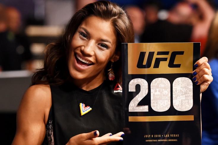 Пенья дерётся в барах и снимается на ТВ. Венесуэльская красотка — претендент на титул UFC