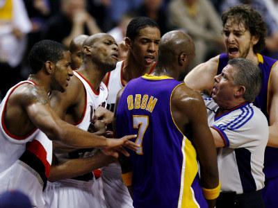 """НБА-2010/11. Из жизни """"жучков"""". День 13-й"""
