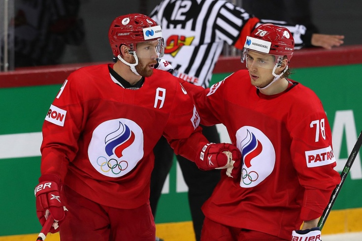 ЧМ по хоккею — 2021, четвертьфинал Россия — Канада, прямой эфир, Первый канал, где смотреть, время по Москве