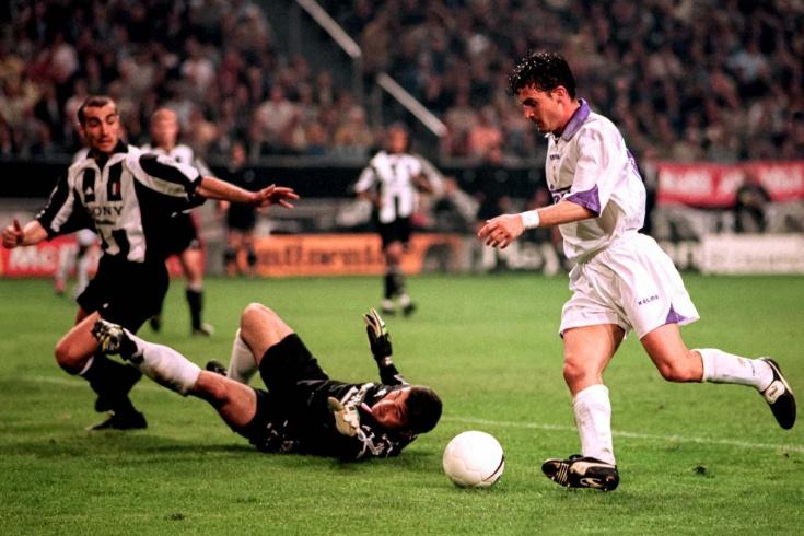 «Реал» 32 года не мог выиграть Кубок чемпионов. Прервал серию скандальный гол Миятовича