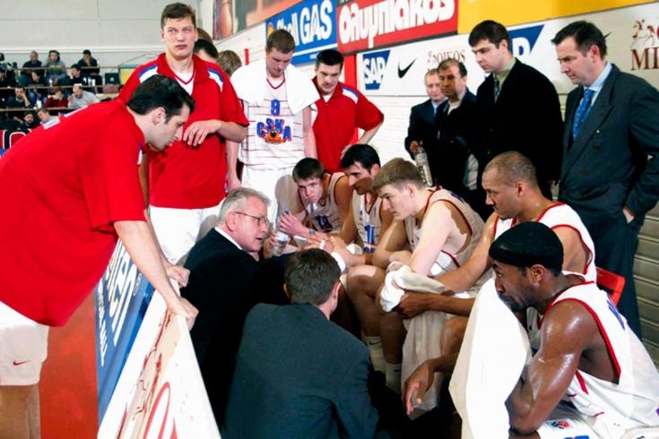 Как сорвался матч ЦСКА — «Юта Джаз» в 2004 году