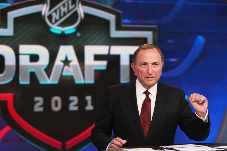 Итоги первого раунда драфта НХЛ, Пауэр стал первым номером драфта, «Нэшвилл» выбрал Свечкова на драфте