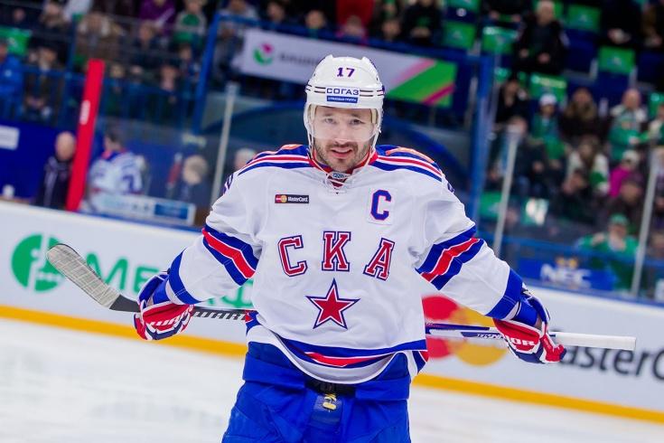 «Вы журналисты или фанаты ЦСКА»? Как Ковальчук сорвался в раздевалке СКА