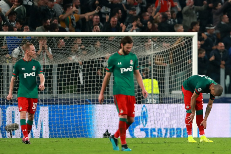 Португальцы обошли нас в рейтинге УЕФА