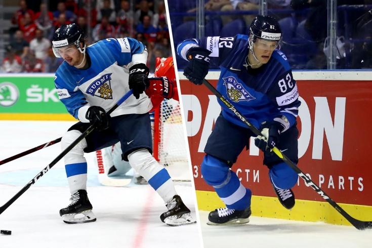 Финские легионеры — самые востребованные в КХЛ