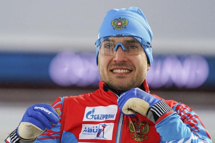 Гараничев стал лучшим в сборной России в спринте в Хохфильцене, Логинов – 17-й