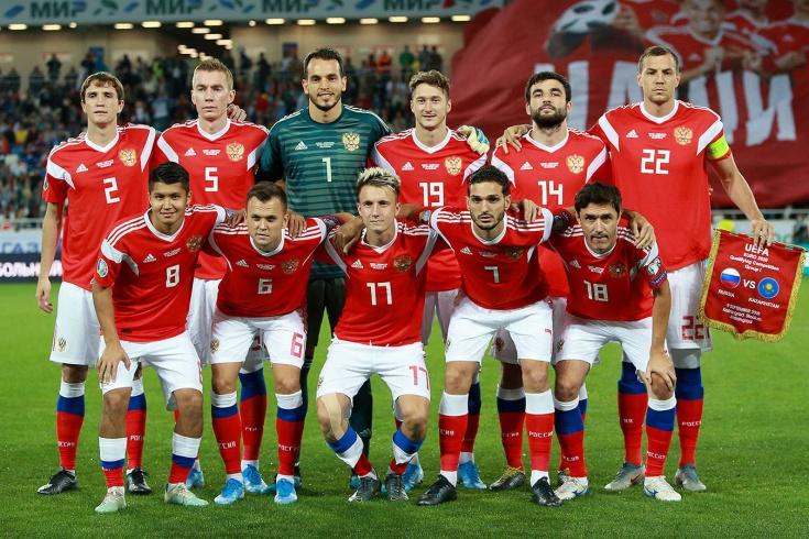 Сборная России сыграет с Данией на Евро-2020 в Коп