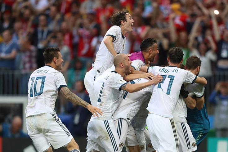 Финал по футболу россия- испания