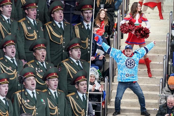 Кубок Первого канала. Швеция — Россия