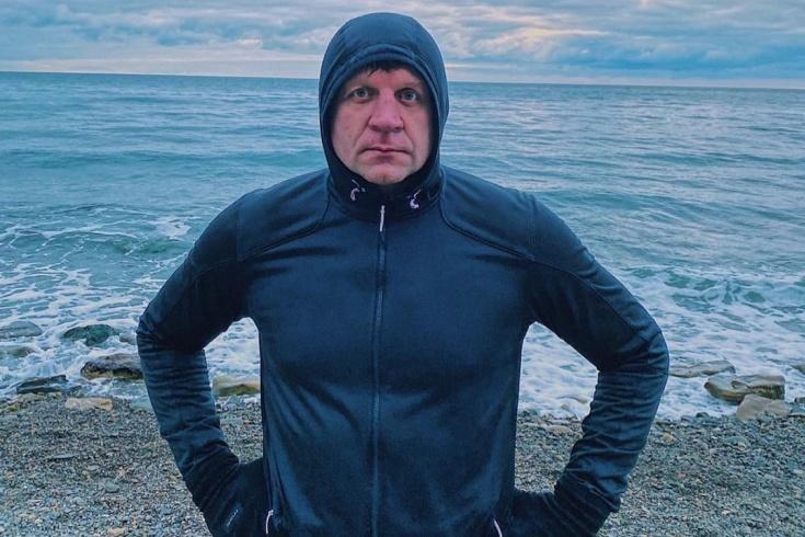 Александр Емельяненко был выпущен из СИЗО в Анапе