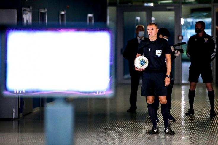 Fedotov answers Kashshai to the analysis of refereeing