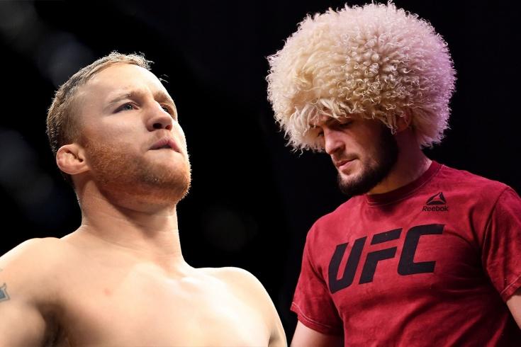 Хабиб — Гейджи, трансляция UFC 254