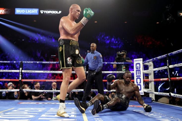 Тайсон Фьюри победил Деонтея Уайлдера нокаутом в реванше 23 февраля 2020 года в Лас-Вегасе
