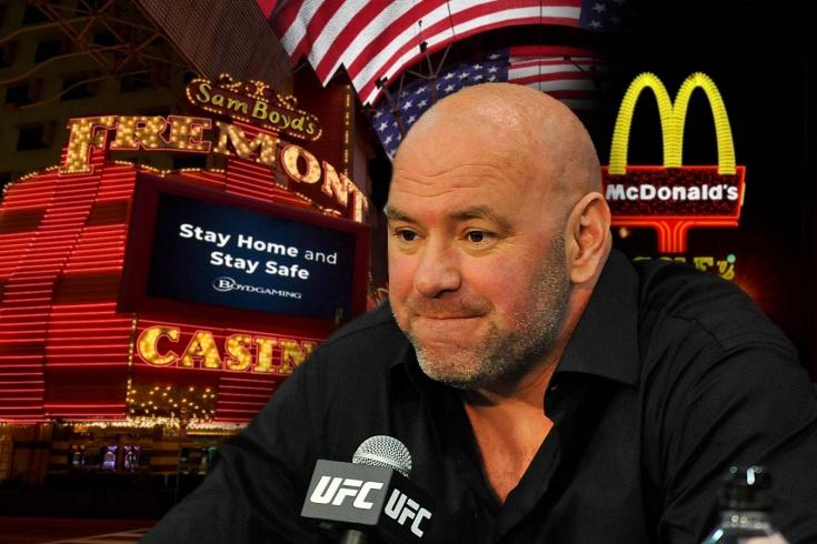 Бойцы UFC перед боем сдают положительные тесты на COVID-19, причины
