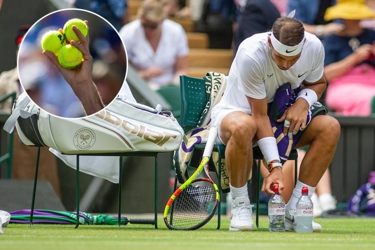 Самые необычные суеверия и ритуалы теннисистов