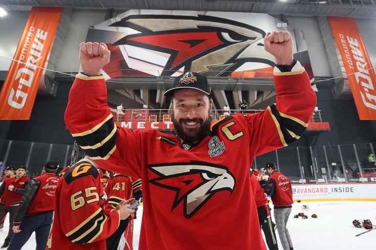 Илья Ковальчук покинул «Авангард» и может продолжить карьеру в НХЛ