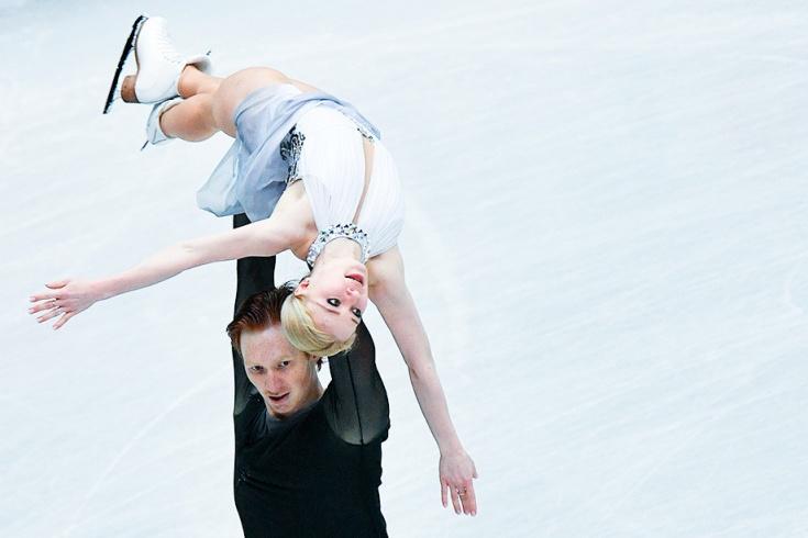 Тарасова и Морозов будут тренироваться в США