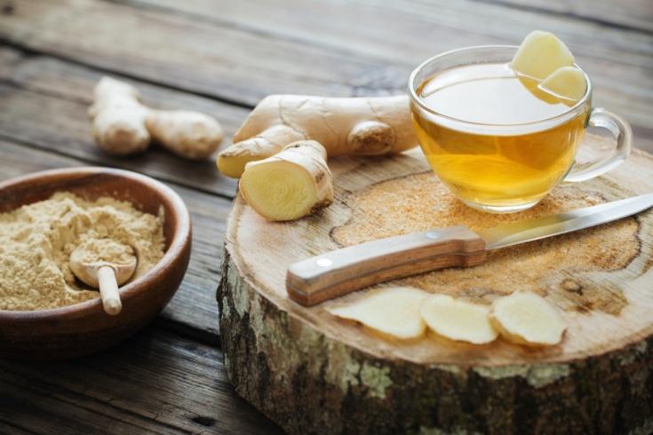 Чем так полезен имбирь? Уникальные свойства против вирусов и помощь в похудении