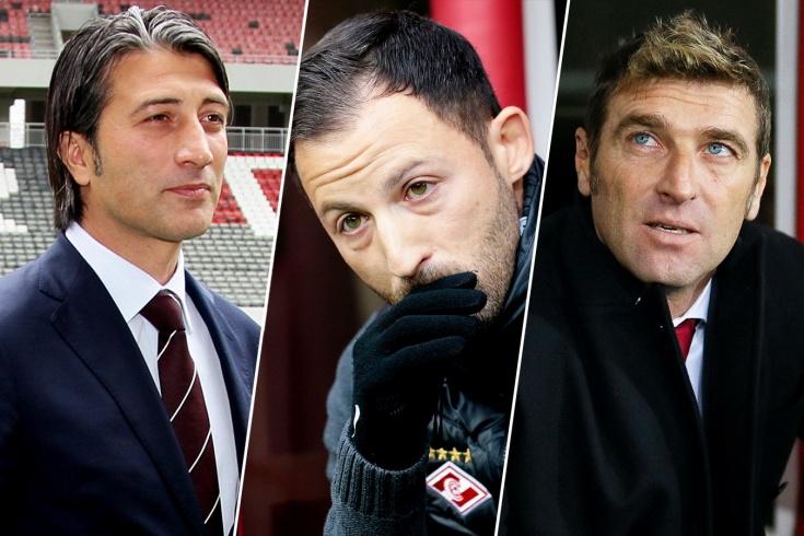 «Спартак» Витории уже трижды проиграл. А как начинали другие иностранные тренеры клуба?