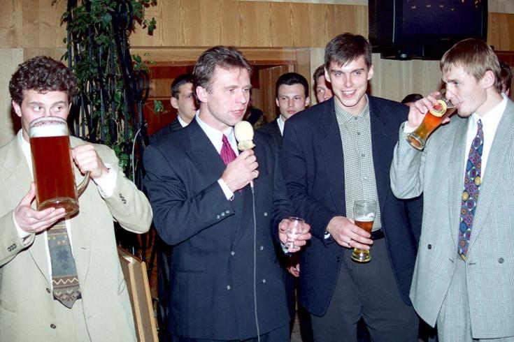 Сколько зарабатывали русские игроки в НХЛ в 1990-х