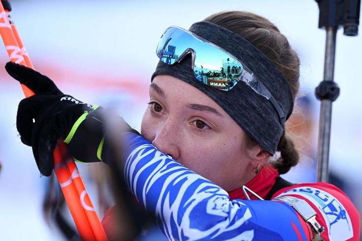 Биатлон, Кубок мира — 2020/2021, Эстерсунд: спринт (женщины, мужчины), онлайн-трансляция 19 марта 2021