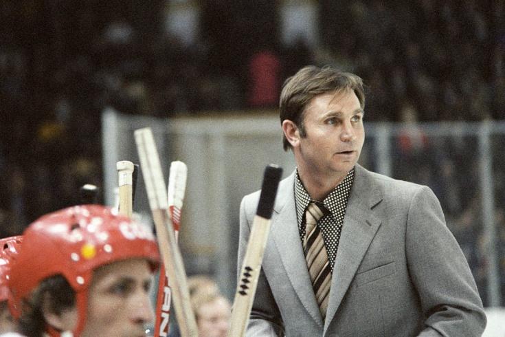 5 лет назад умер великий хоккейный тренер Виктор Тихонов - Чемпионат