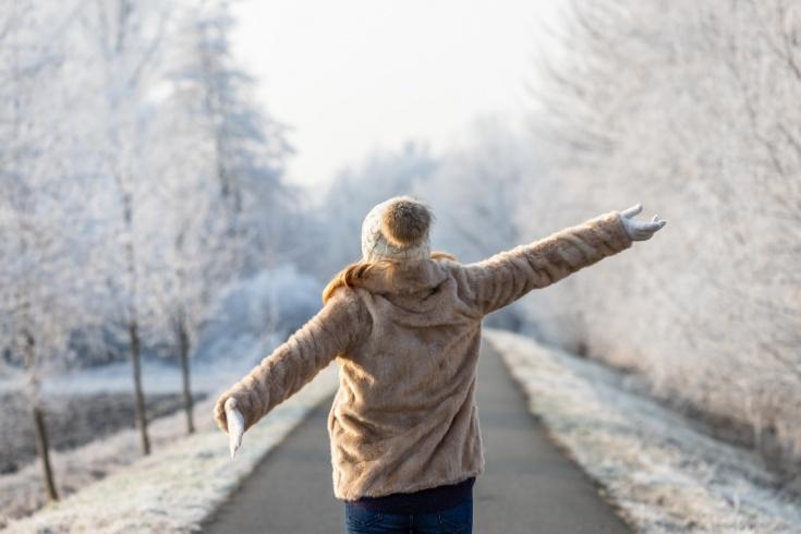 Чем заняться зимой на улице?