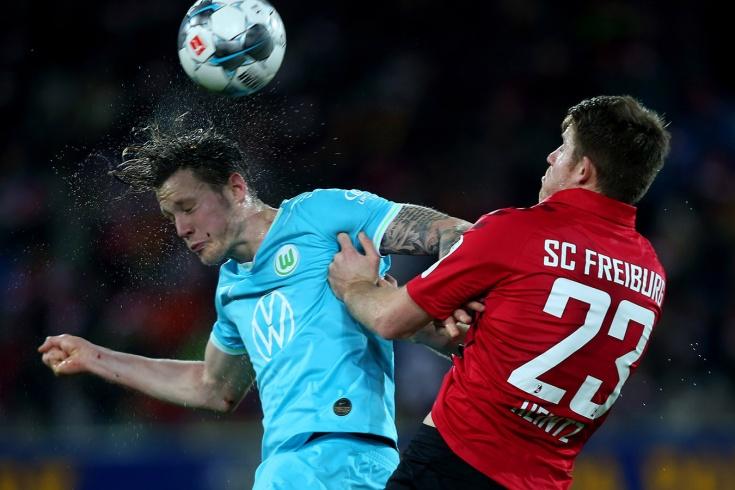 «Вольфсбург» — «Фрайбург», 13 июня 2020, прогноз и ставка на матч чемпионата Германии