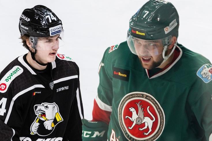 Зачем приехали? Как дела у россиян, арендованных клубами КХЛ из НХЛ