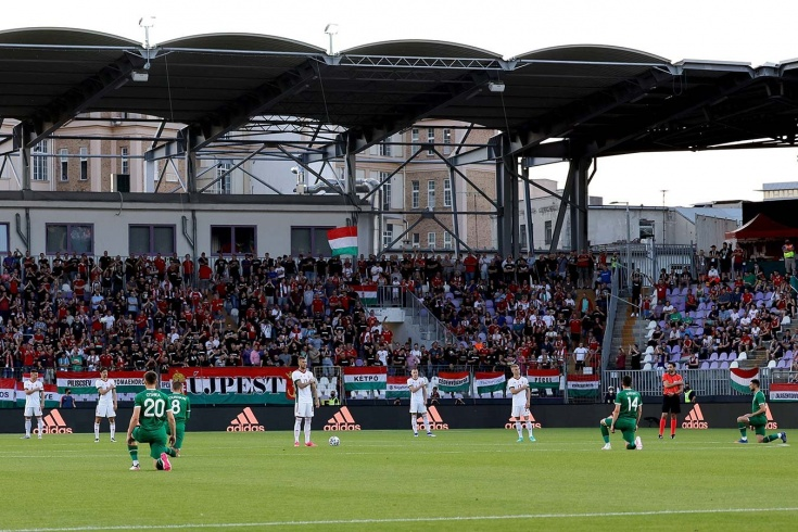 Венгрия – Ирландия – 0:0