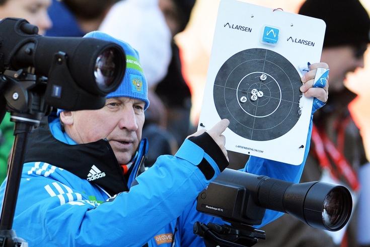 Сборная России по биатлону осталась без главного тренера – перестановки в олимпийский сезон
