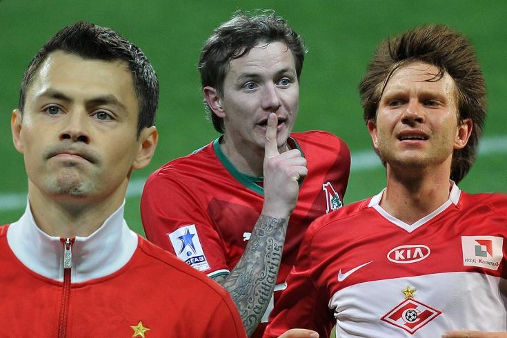 Российские игроки, которые зря вернулись на родину