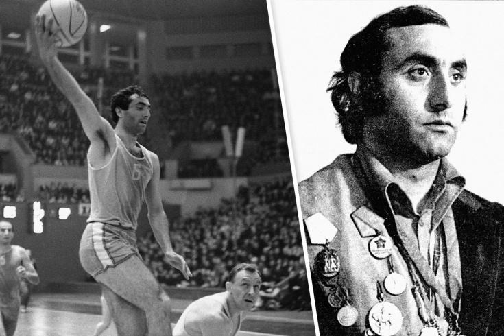 Трагическая история чемпиона Олимпийских игр 1972 года в Мюнхене Зураба Саканделидзе