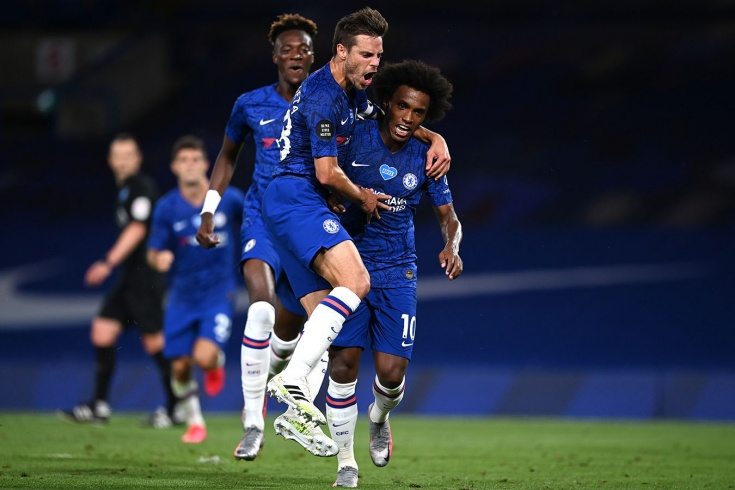 «Челси» — «Манчестер Сити» — 2:1