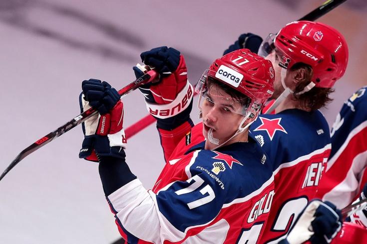 Год назад Голдобин мог заиграть в «Ванкувере», сейчас он не нужен ЦСКА