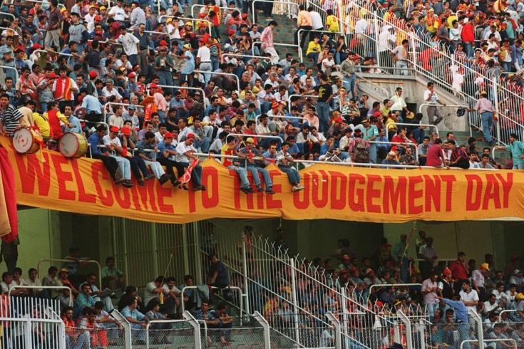 Как сейчас выглядит стадион «Галатасарая» Али Сам
