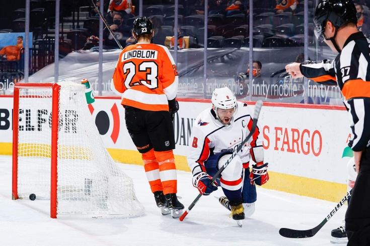 Филадельфия — Вашингтон — 4:5 – видео, голы, обзор матча регулярного чемпионата НХЛ 2021