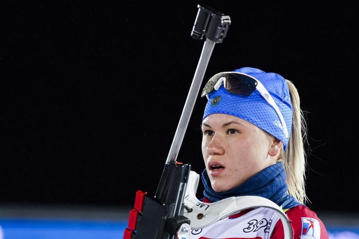 Российская биатлонистка Резцова жёстко высказалась о работе лыж в эстафете в Рупольдинге