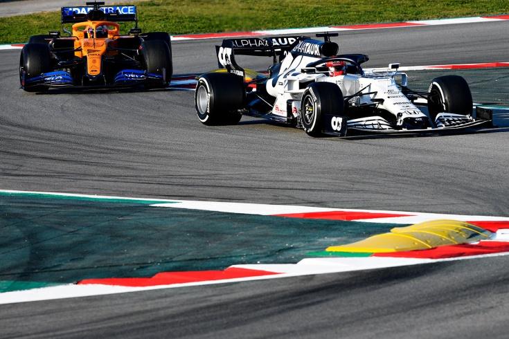 Виртуальный Гран-при Австралии Формулы-1