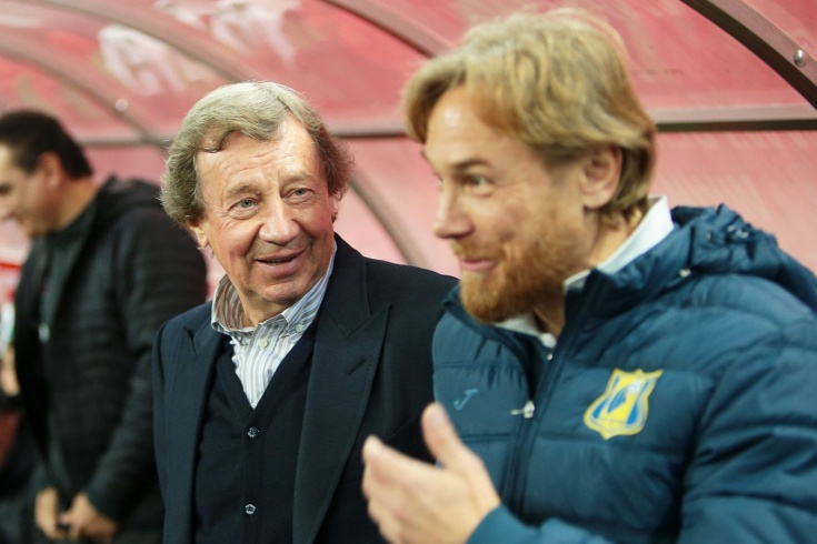 Семин возвращается в 74 года! «Ростов» нашёл неожиданную замену Карпину