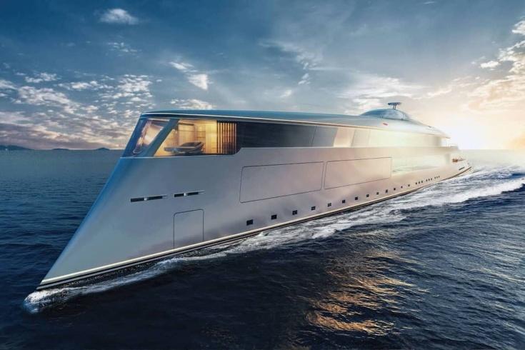 Что можно заняться на эко-яхте Aqua?
