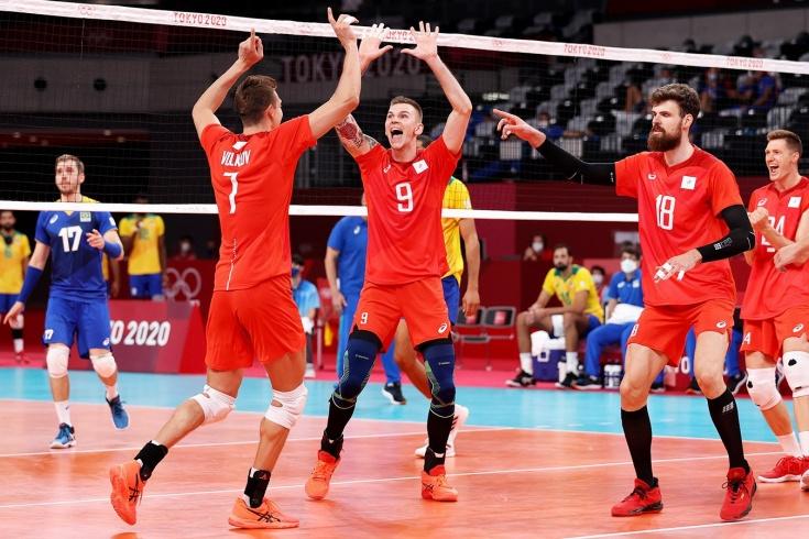 ОИ в Токио, волейбол — расклады для сборной России