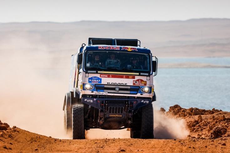 Ралли «Дакар»-2021, последний этап — онлайн