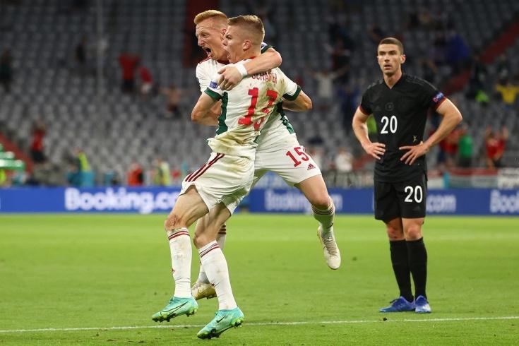 Венгры показали, как играть с топ-сборными на Евро