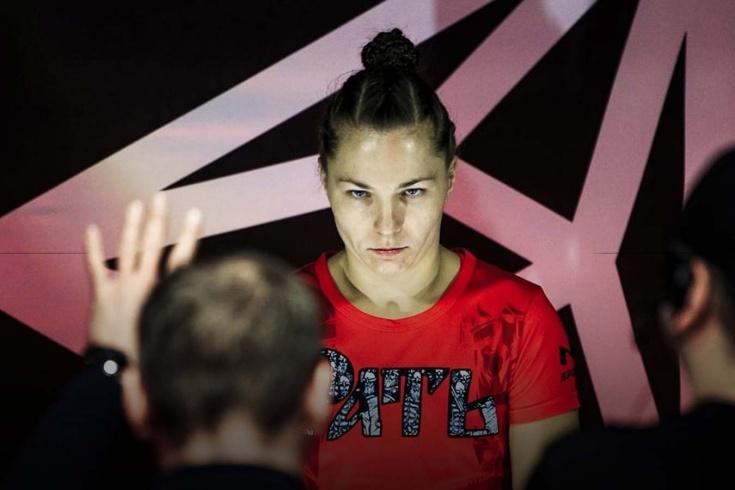 Эксклюзивное интервью с бойцом Bellator Ириной «Русская Ронда» Алексеевой