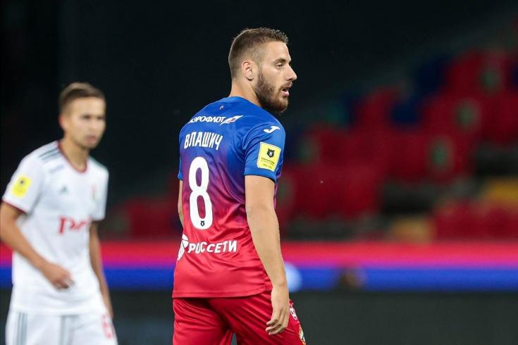 «Он хочет уйти из ЦСКА». Карьера Влашича в московском клубе завершена?