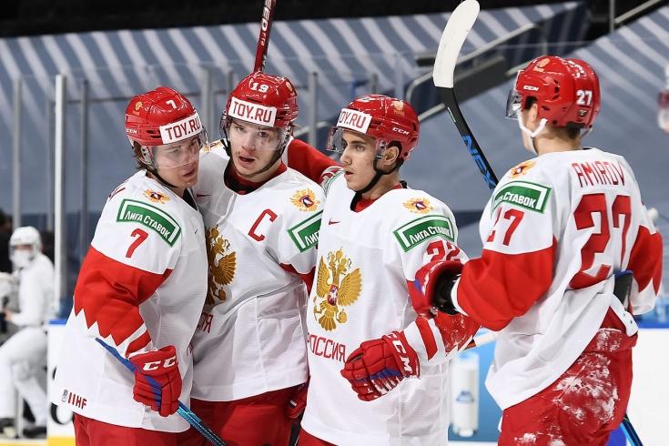Россия – Финляндия: онлайн-трансляция матча за 3-е место, молодёжный чемпионат мира по хоккею 2021, 6 января 2021 года