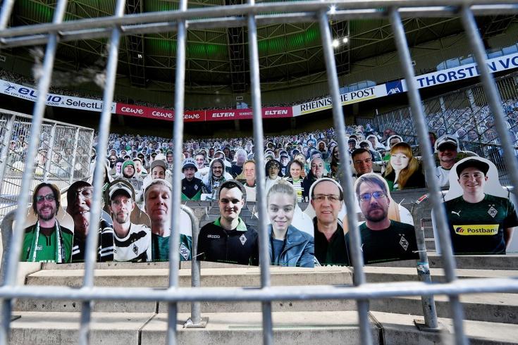 Футбол возвращается после коронавируса: зачем нужны картонные зрители